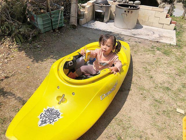 カヌー🛶徳島県では競技カヌーが盛んです🛶#フリースタイル #カヤック #ダウンリバー #船 #カヌー #水遊び #阿波たけのこ農園
