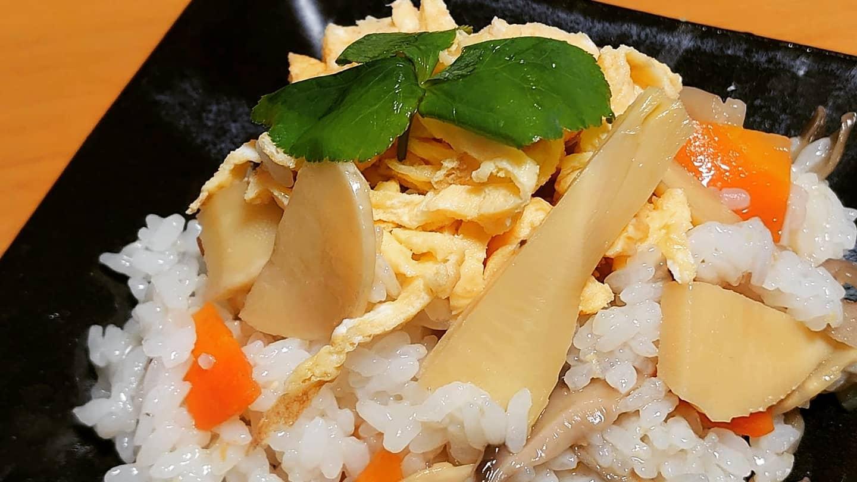 筍姫のちらし寿司