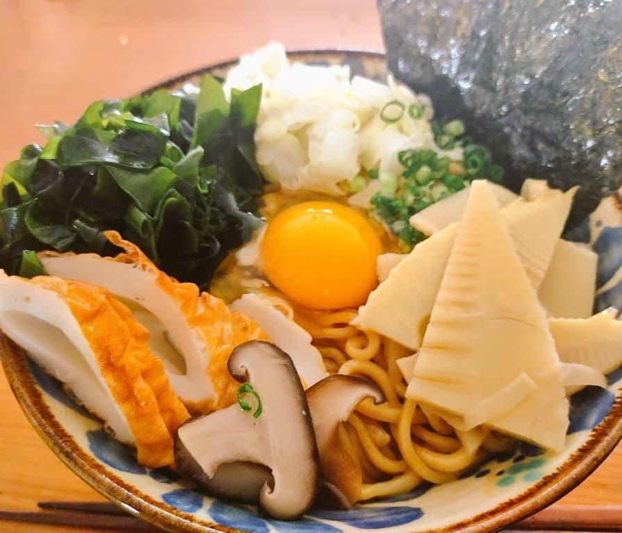 筍姫×油そば